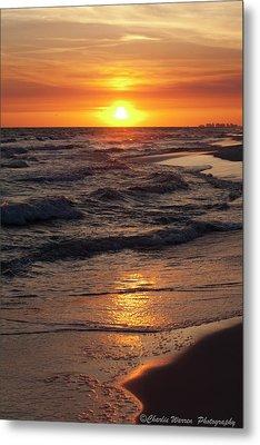 Seaside Serenade I Metal Print by Charles Warren