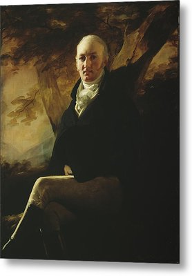 Sir James Montgomery Metal Print
