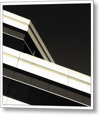 Metal Print featuring the photograph Slope by Kevin Bergen