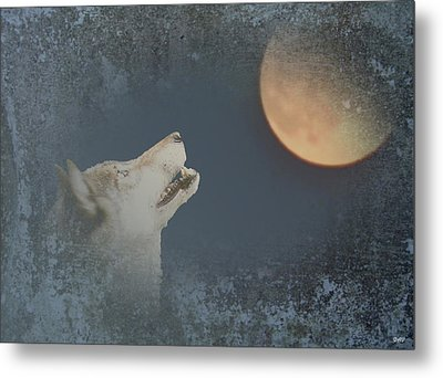 Song To The Moon Metal Print