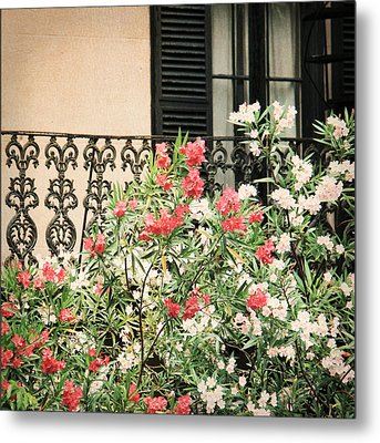 Southern Charm Metal Print by Mary Hershberger