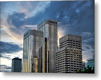 Metal Print featuring the photograph Standing Proud by JM Photography