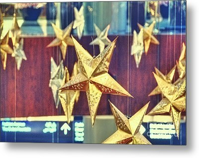 Stars Metal Print by Charuhas Images
