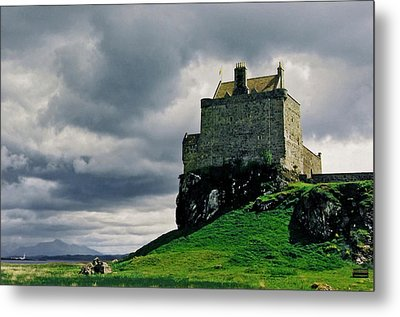Stronghold Metal Print by Steve Watson
