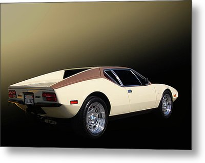 Metal Print featuring the photograph Talyn4d by Bill Dutting