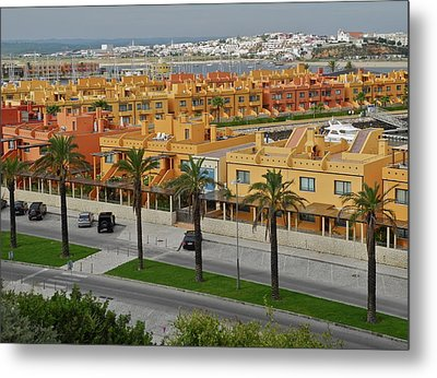 Metal Print featuring the photograph The Algarve In Portugal by Kirsten Giving