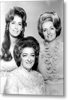 The Carter Family, Anita, Maybelle Metal Print