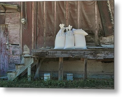 The Feed Mill Metal Print by Odd Jeppesen