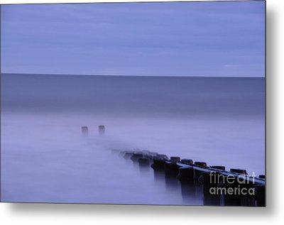 The Jetty Metal Print by Tamera James