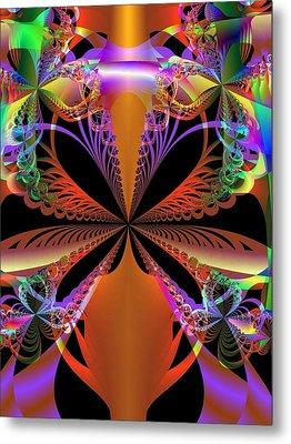 The Magic Vase Metal Print
