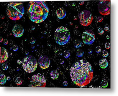 The Other Worlds Metal Print