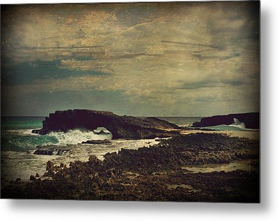 The Sea Metal Print by Laurie Search