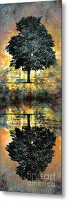 The Small Dreams Of Trees Metal Print by Tara Turner