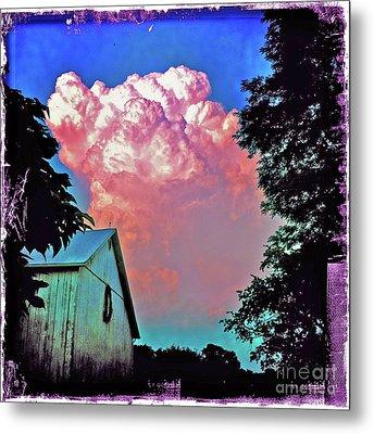 Thunderhead Metal Print by Kevyn Bashore