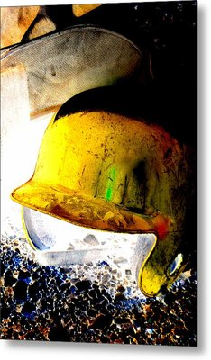 Time Out Metal Print by Cyryn Fyrcyd