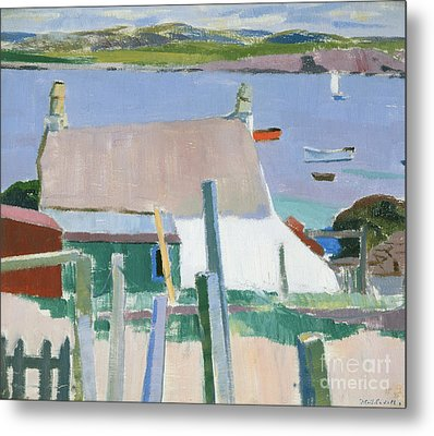 Towards Mull Metal Print by Francis Campbell Boileau Cadell
