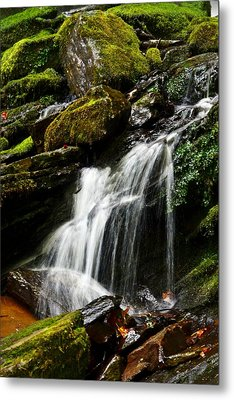 Trickle Trickle Metal Print by Love Photography By Mandy
