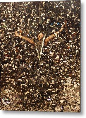 Trinidad Carnival 2011 Metal Print by Julie VanDore