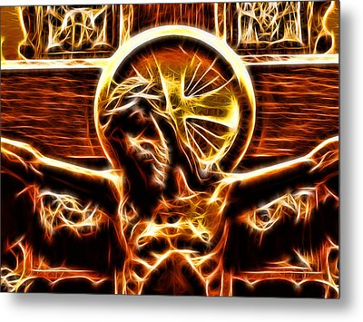 Metal Print featuring the photograph Ultimate Sacrifice by Joetta West