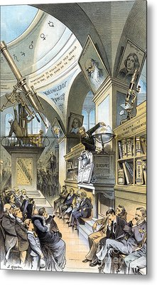 Universal Church Of The Future, 1883 Metal Print by Science Source
