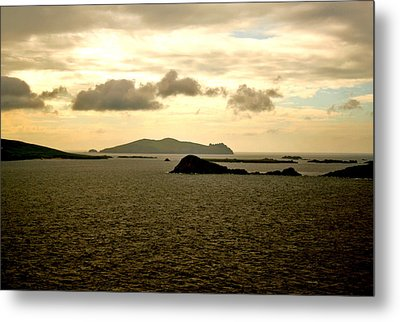 West Dingle Metal Print