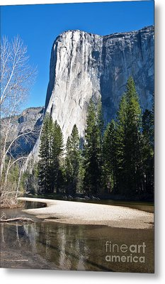 Yosemite Beauty Metal Print