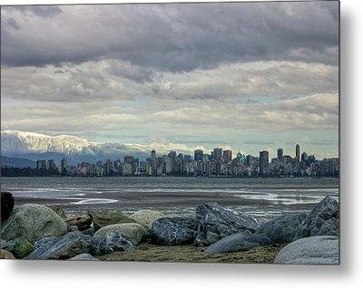 Sea To Sky II Metal Print