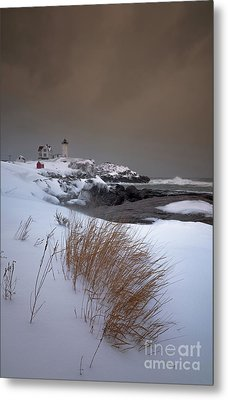 After The Storm Metal Print by Scott Thorp