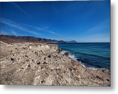Almeria Metal Print by Contemporary Art
