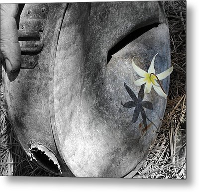 Always Hope Metal Print by Marie Neder