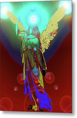 Angel Of Harmony No. 08 Metal Print by Ramon Labusch