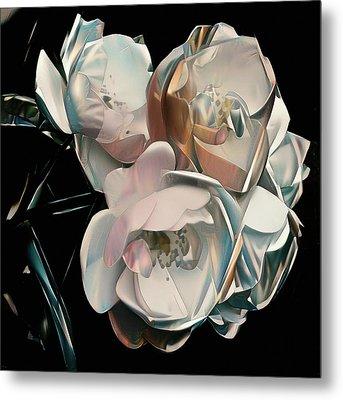 Blossom Metal Print by Yury Malkov