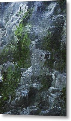Cascade Metal Print
