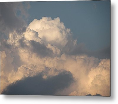 Metal Print featuring the photograph Clouds 4 by Douglas Pike