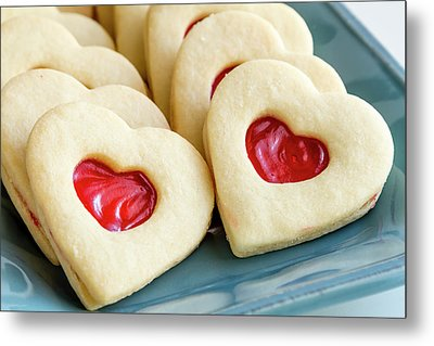 Metal Print featuring the photograph Cookie Love by Teri Virbickis