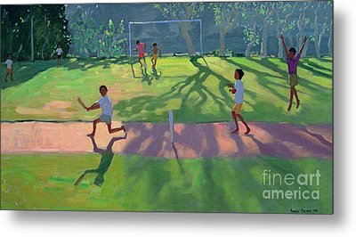 Cricket Sri Lanka Metal Print