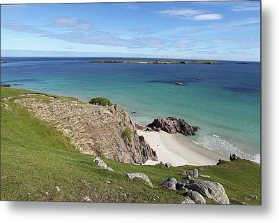 Metal Print featuring the photograph Durness - Scotland by Pat Speirs