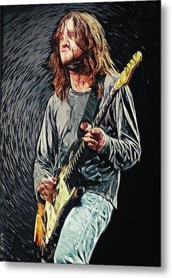John Frusciante Metal Print