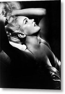 Marilyn Monroe, Ca. Early 1950s Metal Print