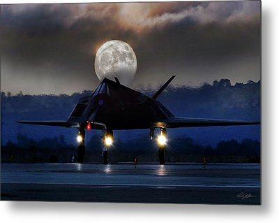 Night Stalker Metal Print