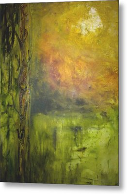 Revealing Of The Wisdom Metal Print