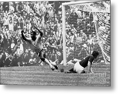 Soccer: World Cup, 1970 Metal Print