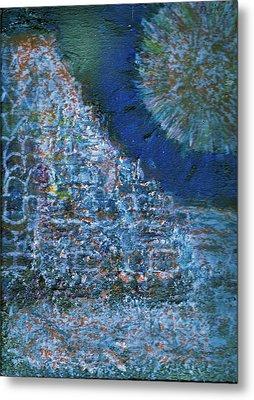 Somewhere On Jupiter Metal Print by Anne-Elizabeth Whiteway