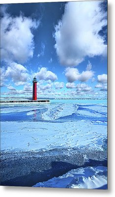 Metal Print featuring the photograph Steadfast by Phil Koch