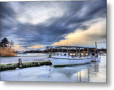 The Calm Before Metal Print by JC Findley