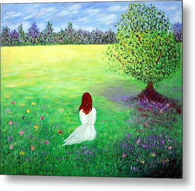 The Meadow..... Metal Print