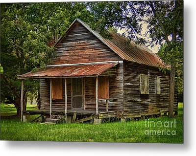 This Old House Metal Print by Dave Bosse