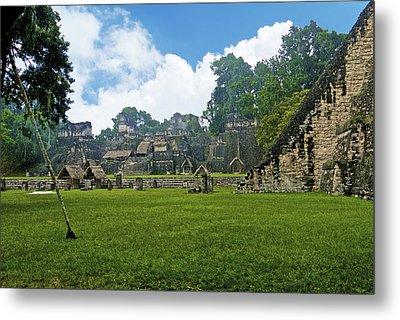 Tikal, Guatemala Metal Print