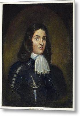 William Penn (1644-1718) Metal Print by Granger