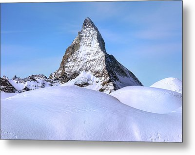 Zermatt - Switzerland Metal Print by Joana Kruse